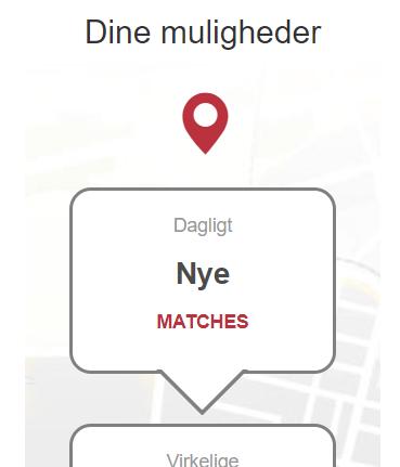Daglige matches